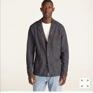 Wallace and Barnes sweater chore jacket